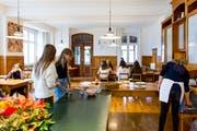 Wie weiter in der Mädchensekundarschule St.Katharina in Wil? Darüber hat das Wiler Stadtparlament entschieden. (Bild: Mareycke Frehner)