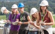 Eine wissenschaftliche Exkursion der ETH Zürich führt Studenten am 9. September nach Uri. (Bild: PD)