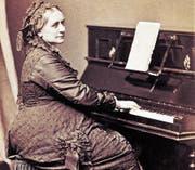 Clara Schumann war auch eine begnadete Komponistin. Bild: KEY