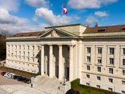 Das Bundesgericht hat eine Abstimmungsbeschwerde der Vereins «Referendum gegen Versicherungsspitzelei» abgewiesen. (Bild: KEYSTONE/LAURENT GILLIERON)