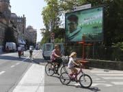 Venedig im Filmfieber: Am Mittwochabend startet die 76. Ausgabe der Filmfestspiele. (Bild: Keystone/AP Invision/ARTHUR MOLA)