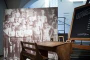 Aufnahme von einer Sonderausstellung zu den Verdingkindern aus dem Jahr 2012. (Bild: Urs Jaudas (21.11.2012))