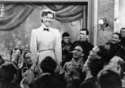 Anne-Marie Blanc in ihrer legendären Rolle als Gilberte de Courgenay (1941). (Bild: Cinémathèque Suisse)