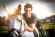 Pferd und Mensch: Für Sven Ris ist das eine ganz spezielle Beziehung. (Bilder: Ralph Ribi)