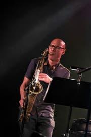 Joshua Redman am Eröffnungskonzert des Jazzfestival Willisau. Bild: Marcel Meier, Jazz Festival Willisau 2019