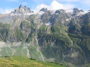 Blick von der Alp Surenen: Hierher kommen vor allem Wanderer und Biker. Bild: aba