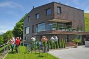 Ein Minergiehaus im Kanton Schwyz. (Bild: PD)