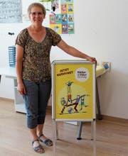 Luzia Burren leitet die Mütter- und Väterberatung in Wil. (Bild: Marco Enzler)