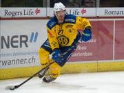 Magnus Nygren muss rund drei Monate pausieren (Bild: KEYSTONE/MELANIE DUCHENE)