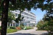 Das Spital Muri ist ein Gesundheitszentrum mit umfassender Grundversorgung. (Bild: Eddy Schambron)