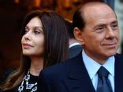 Italiens Ex-Premier Silvio Berlusconi ist fein raus. Er erhält von seiner Ex-Frau Veronica Lario geleistete Alimentengelder von 45 Millionen Euro zurück. (Bild: KEYSTONE/AP/SUSAN WALSH)