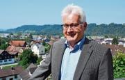 Trotz mehr als zwei Jahrzehnten im Amt: Niklaus Hollenstein tritt nicht aus Amtsmüdigkeit zurück. (Bild: Tobias Söldi)