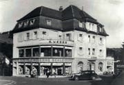 Das Haus in Wattwil ist der Ursprung der Ostschweizer Modekette. (Bild:PD)