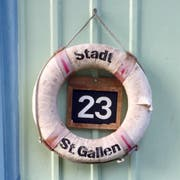 Wassertemperatur im Mannenweiher: 23 Grad. (Bild: Michael Genova)
