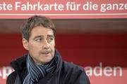 René Weilers Vertrag mit dem FCL ist aufgelöst. (Bild: Urs Flüeler/Keystone, Luzern, 13. Februar 2019)