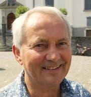 Chlaus Joller. Bild: Primus Camenzind (Stans, 31. August 2019))