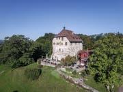 Das Schloss Oberberg liegt ausserhalb der Bauzone. (Bild: Michel Canonica - 21. September 2017)