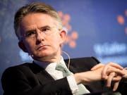 Der Chef der Grossbank HSBC, John Flint, ist in der Nacht auf Montag überraschend zurückgetreten. (Bild: KEYSTONE/GIAN EHRENZELLER)