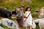 Der Heimatfilm «Heidi» berührt immer wieder neu. (Bild: Matthias Fleischer, Keystone)