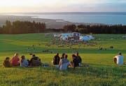 2018 strömten über 2500 Besucherinnen und Besucher ans «Sur le Lac». (Bild: Adrian Lemmenmeier)