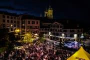 Das Splügenfest zog vergangenes Jahr viel Publikum an. (Bild: PD/Ivan Guarino)