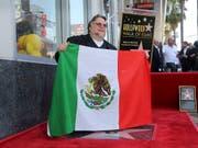 Nutze eine Zeremonie in Hollywood für einen politischen Aufruf: Mexikos Filmemacher Guillermo del Toro. (Bild: KEYSTONE/AP Invision/WILLY SANJUAN)