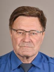 Adjutant Jürg Schönbächler. (Bild: PD)