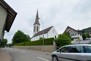 Braucht es in Stettfurt (im Bild Dorfzentrum mit Kirche) gemeinschaftliche Arbeitsplätze? Das will der Gemeinderat herausfinden. (Bild: Donato Caspari)
