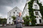 Christoph Mijnssen ist Hotelunternehmer und Programmleiter des Kulturvereins Schloss Wartegg. (Bild: Urs Bucher (6.September 2019))