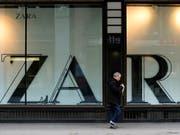 Zara-Mutter Inditex wächst weiter. (Bild: KEYSTONE/STEFFEN SCHMIDT)