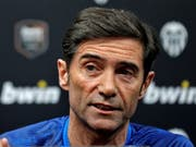 Trainer Marcelino hat beim FC Valencia ausgedient (Bild: KEYSTONE/EPA EFE/MANUEL BRUQUE)