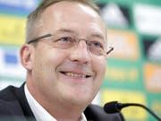 Fredy Bickel ist nach 20 Jahren bei GC zurück - als Geschäftsführer (Bild: KEYSTONE/APA/GEORG HOCHMUTH)