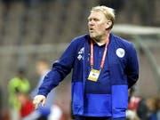 Der frühere Top-Spielmacher Robert Prosinecki bleibt nun doch Nationaltrainer von Bosnien-Herzegowina (Bild: KEYSTONE/EPA/FEHIM DEMIR)