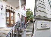 Stadtverwaltung und Schulverwaltung arbeiten zusammen, fusionieren aber in absehbarer Zeit nicht. (Bilder: TZ)