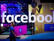 Finma formuliert Anforderungen an Facebook-Währung Libra. (Bild: KEYSTONE/FR34727 AP/NOAH BERGER)