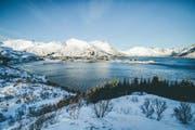 Die eindrückliche Landschaft in Norwegen auch an Land erleben. (Bild: Jan Gelpke)