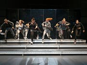 Das Jugendstück «Flex» wurde am 11. September 2019 am Schauspielhaus Zürich im Rahmen des Festivals zur Eröffnung der Saison aufgeführt. Regie führte Suna Gürler. (Bild: Gina Folly)