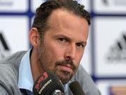 Marco Streller zieht sich beim FCB auch aus dem Verwaltungsrat der AG zurück (Bild: KEYSTONE/GEORGIOS KEFALAS)