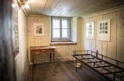 Cornelia Schedler füllt die leeren Räume der Komturei Tobel mit Kunst und Leben. (Bild: Andrea Stalder)
