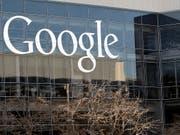 Muss in Frankreich eine Milliarde Dollar Busse und Steuern zahlen: Der Internetriese Google, hier der Hauptsitz in Mountain View, USA. (Bild: KEYSTONE/AP/MARCIO JOSE SANCHEZ)