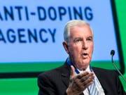 Die WADA (im Bild Noch-Präsident Craig Reedie) will die Geheimdienste in den Anti-Doping-Kampf einbinden (Bild: KEYSTONE/JEAN-CHRISTOPHE BOTT)