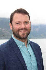 CVP-Nationalratskandidat Simon Stadler. (Bild: PD)