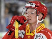 Perfekter Saisonstart für Toni Rajala: Hattrick zum 3:1-Sieg über Fribourg-Gottéron (Bild: KEYSTONE/ANTHONY ANEX)