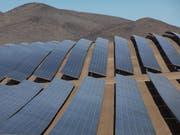 Die Sonnenenergie in der Sahelzone soll ab 2030 60 Millionen Menschen mit Strom versorgen. (Bild: KEYSTONE/EPA EFE/ACCIONA/ACCIONA / HANDOUT)