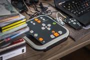 Der Screenreader ermöglicht die Arbeit am Computer.