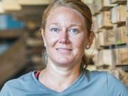 Maria Brühwiler, Trägerin des Thurgauer KMU-Frauenpreises 2019. (Bild: Andrea Stalder)
