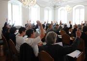 Der Kantonsrat hat die Abstimmungsvorlage mit 47:0 Stimmen angenommen. Auch alle Parteien sagen dazu Ja. (Symbolbild: Markus von Rotz)