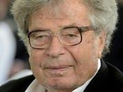 Der ungarische Schriftsteller György Konrad ist im Alter von 86 Jahren gestorben. (Bild: Keystone/AP MTI/LAJOS SOOS)