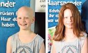 Ein Stück Normalität für den Alltag: Aus den gespendeten Haaren werden Perücken für Kinder hergestellt, die von Haarlosigkeit betroffen sind. (Bilder: PD)