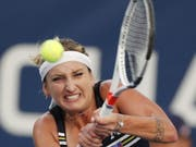 Timea Bacsinszky erlebte ein frustrierendes Match (Bild: KEYSTONE/EPA/JUSTIN LANE)